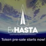 【仮想通貨】ExHastaのプレセールがスタート、現在トークンが30%ディスカウント