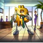 4月の仮想通貨ビットコインの取引量、10カ月ぶりに高い水準