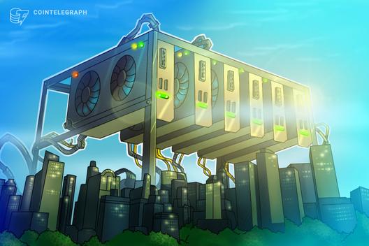 北米最大のソーラー発電式仮想通貨マイニングファーム カリフォルニアで建設計画 東京ドーム4個分の広さ