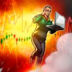 仮想通貨ビットコイン、2018年弱気相場と似ている?8000ドル付近まで下落との声も