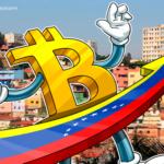 ハイパーインフレのベネズエラ、仮想通貨ビットコインの取引量が過去最高