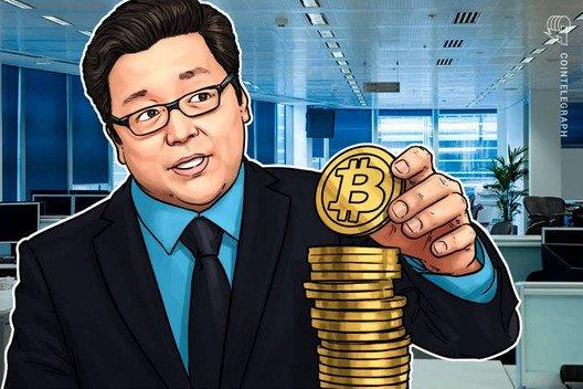 ビットコイン50万ドルは「可能だ」、強気派トム・リー氏が主張 | コロナウィルスの影響にも言及【仮想通貨相場】