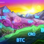 アルトコインに勢い ビットコイン・イーサ・XRP(リップル)・ビットコインキャッシュ・ライトコインのテクニカル分析